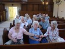 Members inside the Church (2)